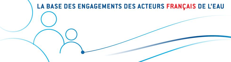 Les engagements des acteurs français pour l'eau
