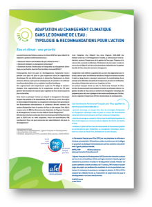 Recommandation & Typologie pour l'adaptation