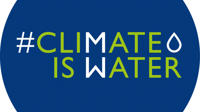 #climateiswater